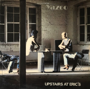 Yazoo - Upstairs At Eric's (LP) (G/VG-)